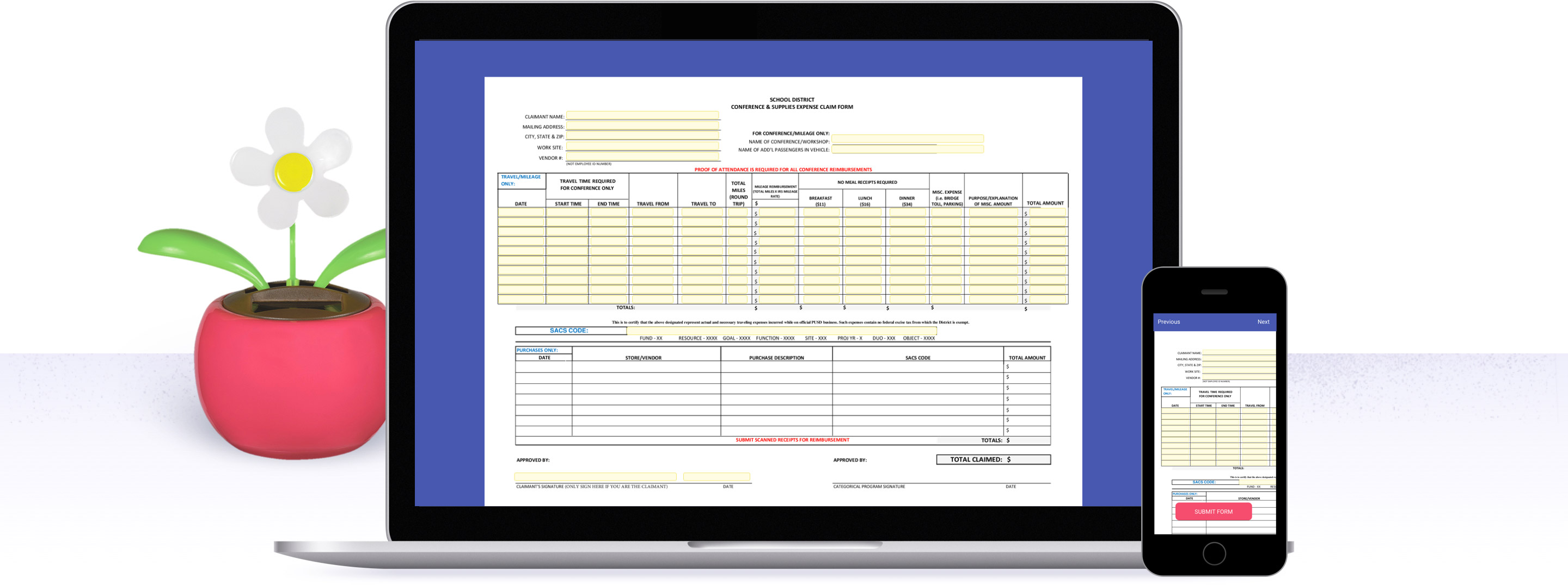 FEATURE - ONLINE FORMS